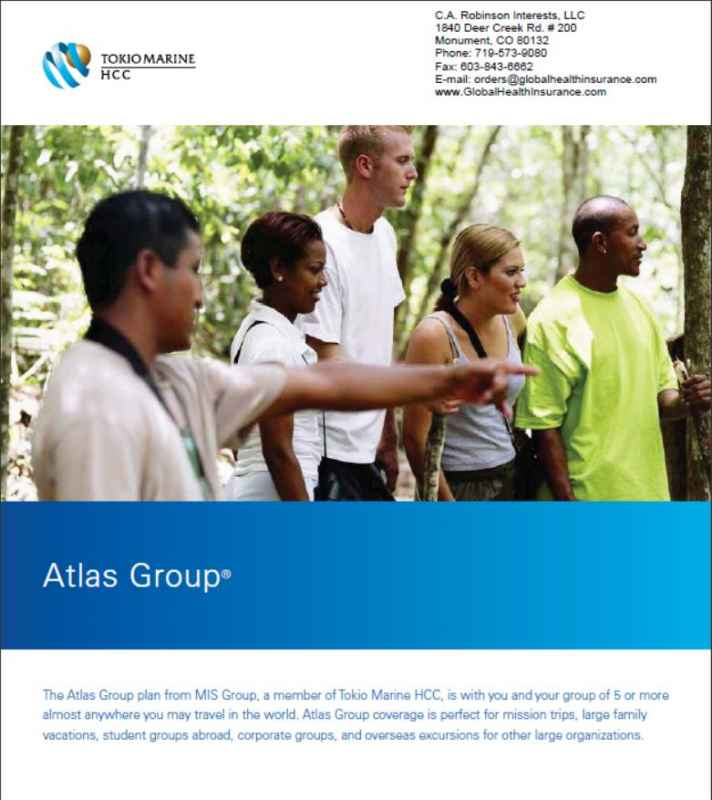 HCC Atlas Group Plan